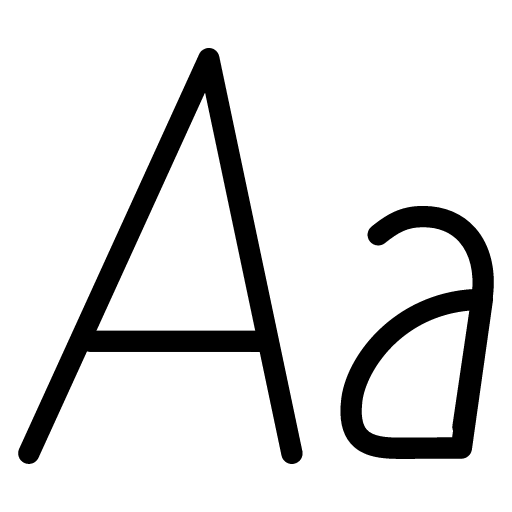 Italic-Text icon