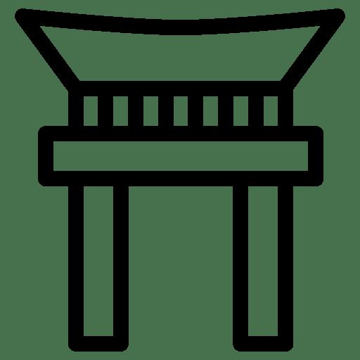 Japanese-Gate icon