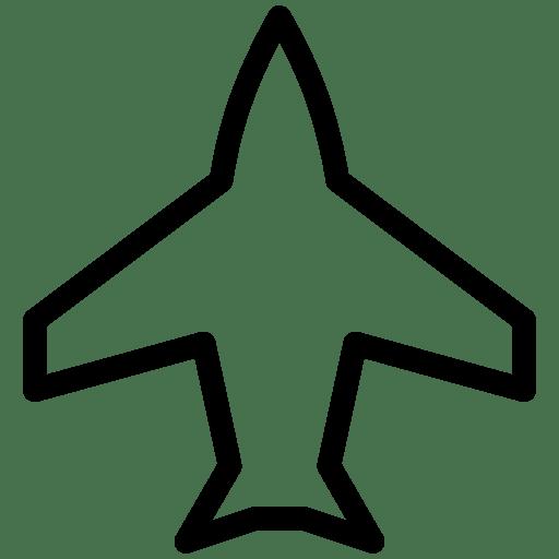 Jet icon