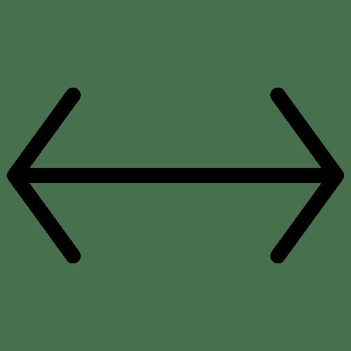 Left-Right icon