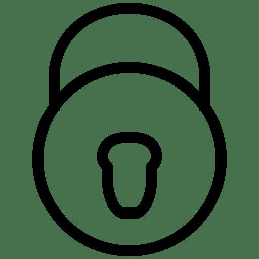 Lock-3 icon