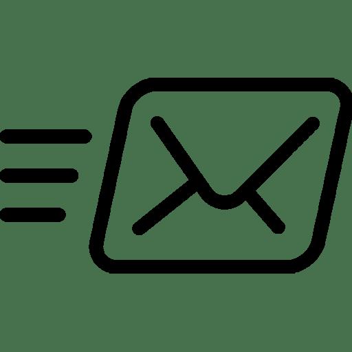 Image Gallery sent icon