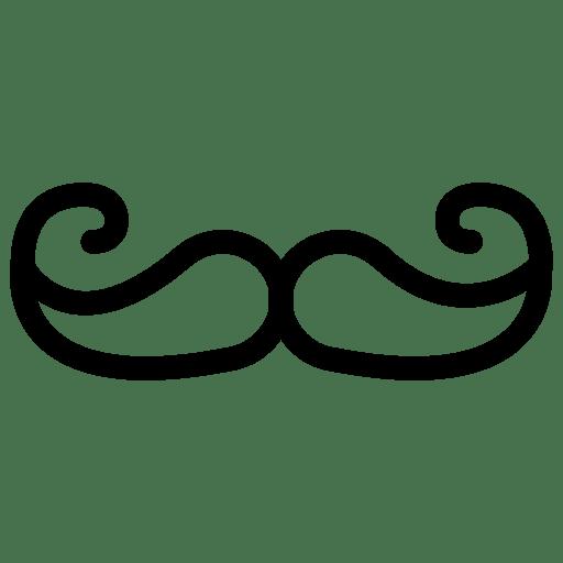 Mustache-4 icon