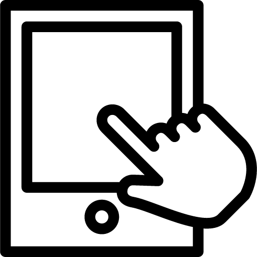 One-FingerTouch icon
