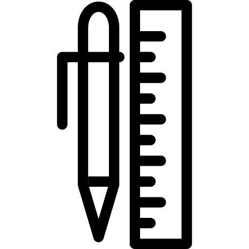 Pencil-Ruler icon