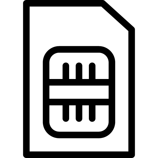 Phone-Simcard icon