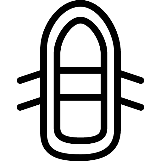 Rafting icon