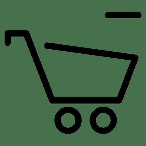 Remove-Cart icon