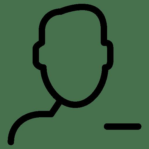 Remove-User icon