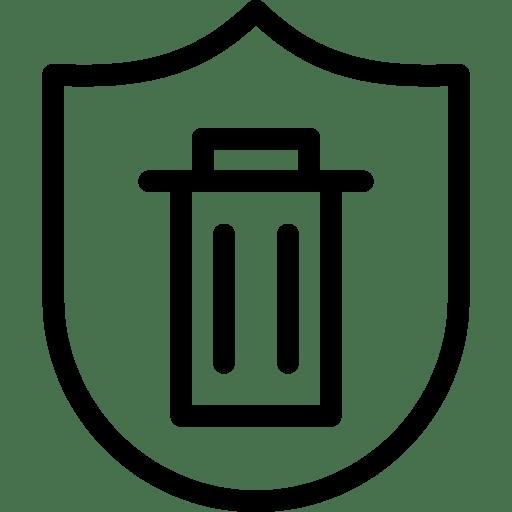 Securiy-Remove icon