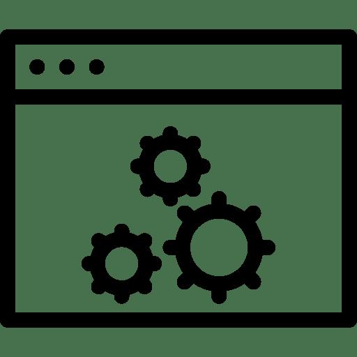 Settings-Window icon