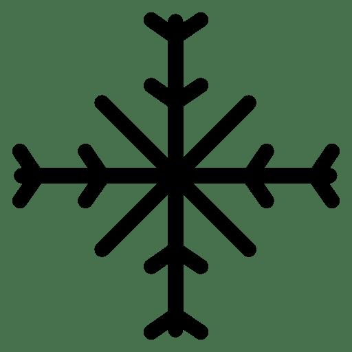 Snowflake-2-2 icon
