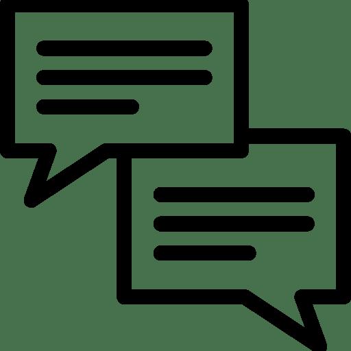 Speach-BubbleDialog icon