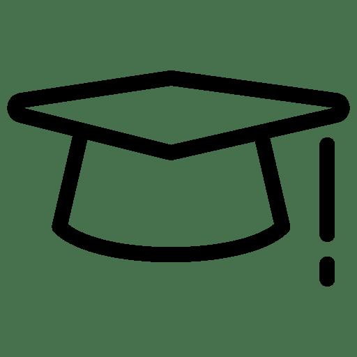 Student Hat 2 icon