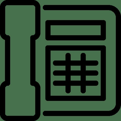 Telephone-2 icon