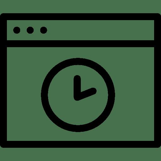 Time-Window icon