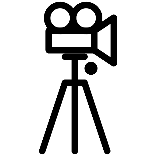 Tripod-andVideo icon