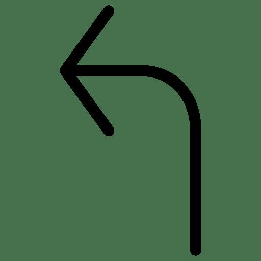 Turn-Left icon