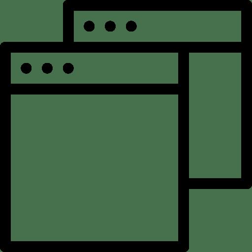 Two-Windows icon
