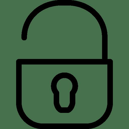 Unlock-2 icon