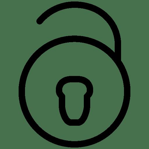 Unlock-3 icon