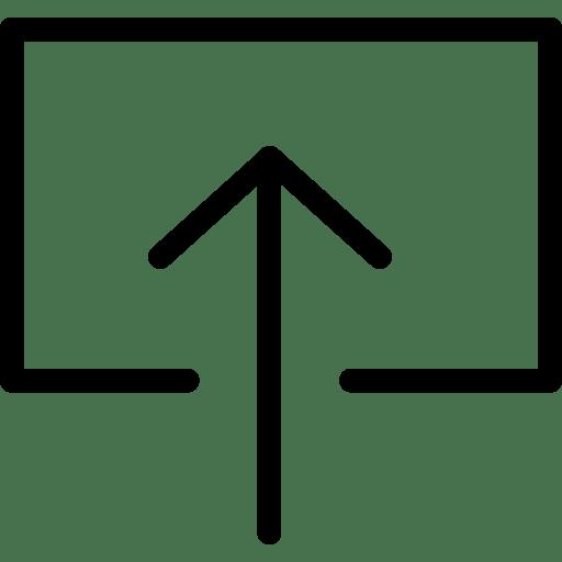 Upload-2 icon