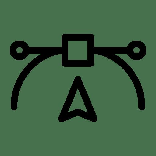 Vector-4 icon