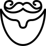 Beard-3 icon