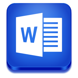 Word Icon | Microsoft Office 2013 Iconset | Iconstoc