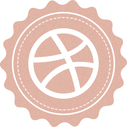 dribbble icon