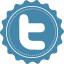 Twitter font icon
