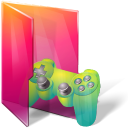 Folders-saved-games icon