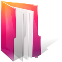 folders documents icon
