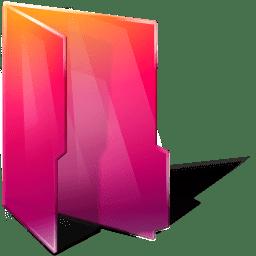 folders open icon