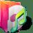Folders-music icon