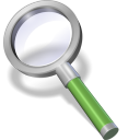 Search-green icon
