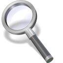 Search grey icon