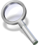 search white icon