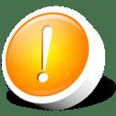 webdev alert icon