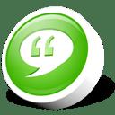 Webdev chat icon