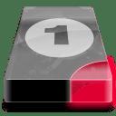 Drive 3 br bay 1 icon