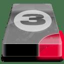 drive 3 br bay 3 icon