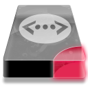 drive 3 br network lan icon