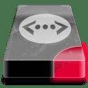 Drive 3 br network lan icon