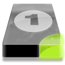 drive 3 sg bay 1 icon