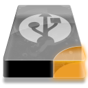 drive 3 uo external usb icon