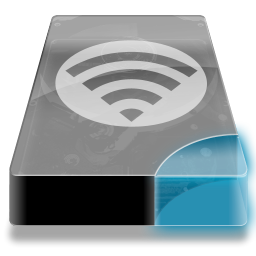 drive 3 cb network wlan icon