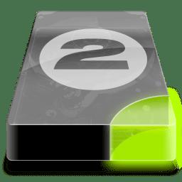 Drive 3 sg bay 2 icon