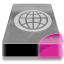 drive 3 pp network webdav icon