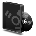 Cd burner firewire icon